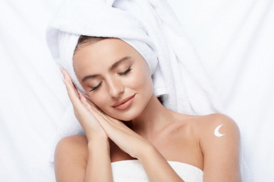 Dưỡng ẩm cho da sau khi tắm