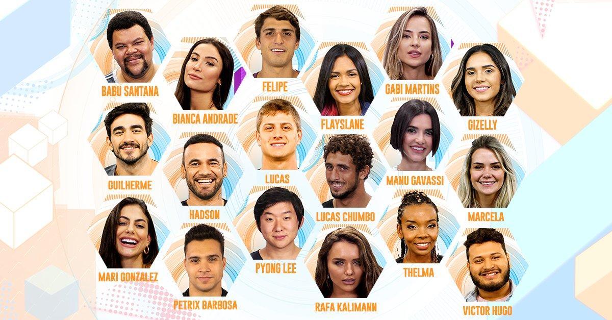 Os grandes desafios do 'Big Brother Brasil' 20 - Patrícia Kogut, O ...