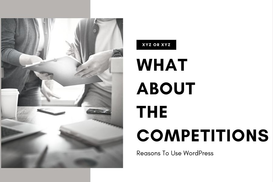 What about the WordPress Competition