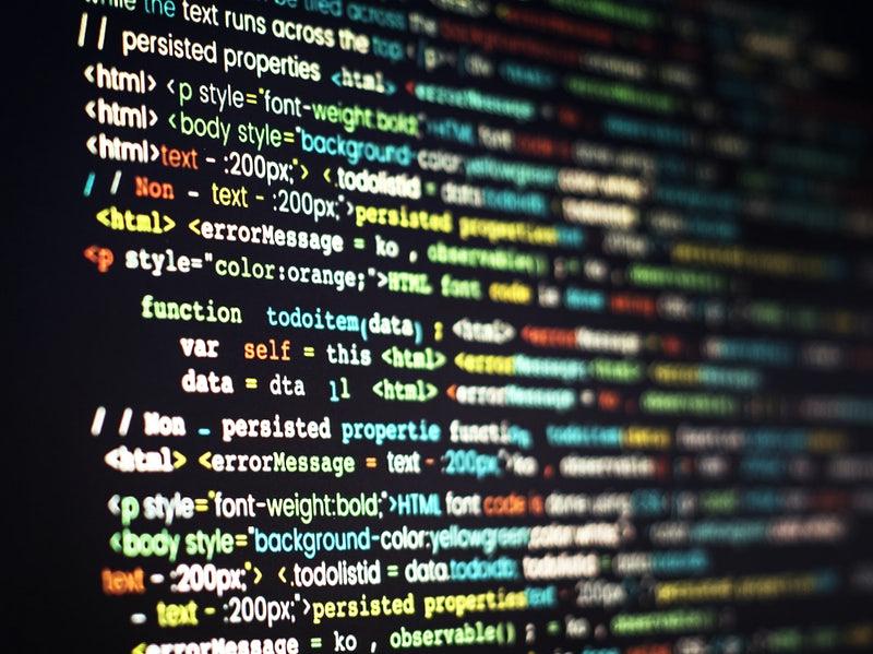portfólio de programação