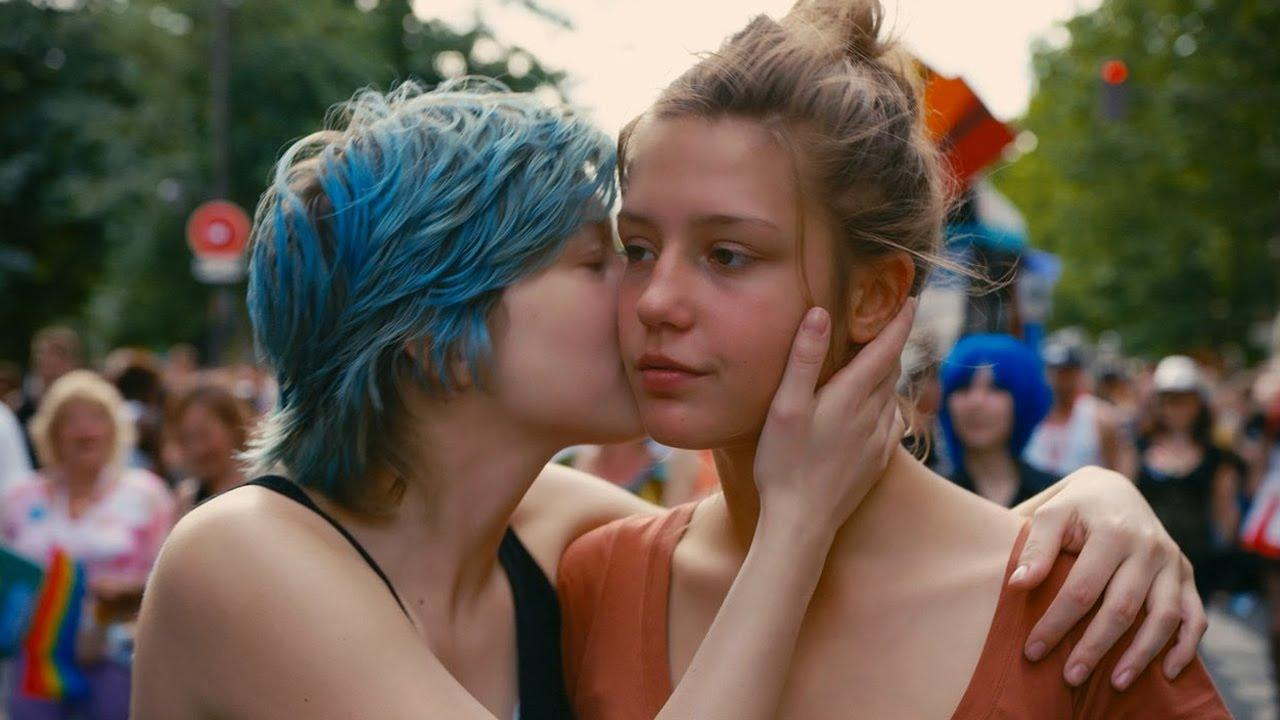 Blue Is The Warmest Colour