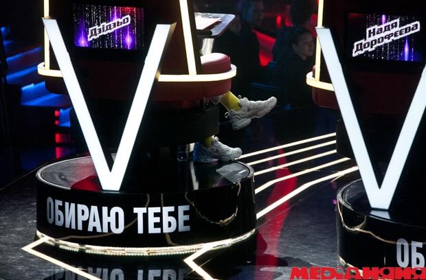 Голос. Дети, Плюсы, Джамала, Дзидзьо, Надя Дорофеева и Позитив, Владимир Завадюк