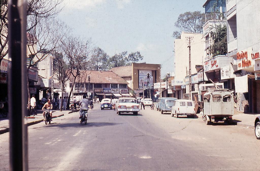 60 tấm ảnh màu đẹp nhất của đường phố Saigon thập niên 1960-1970 - 40