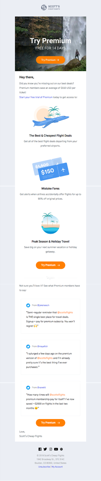 Send professional-looking emails with multimedia and images