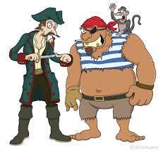 Résultats de recherche d'images pour «pirate cartoons»