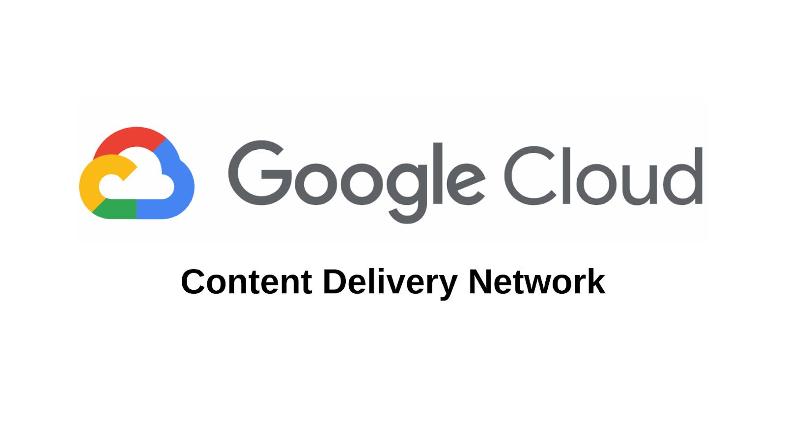 Google Cloud - free CDN for WordPress