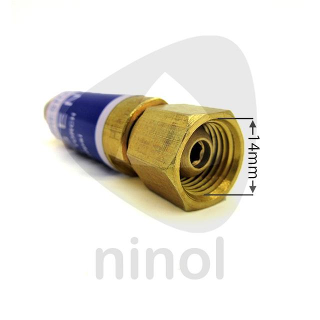 Ninol cung cấp van chống cháy ngược có xuất xứ rõ ràng