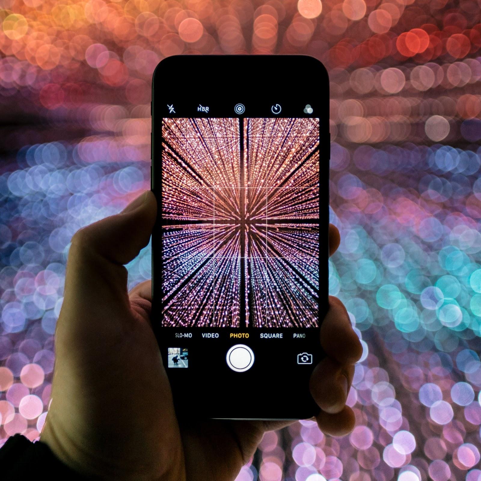 art sales - phone photos