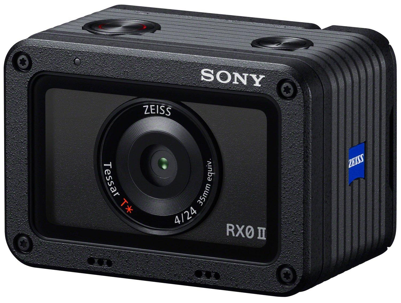 Портретные снимки на SONY Cyber-Shot RX0 II