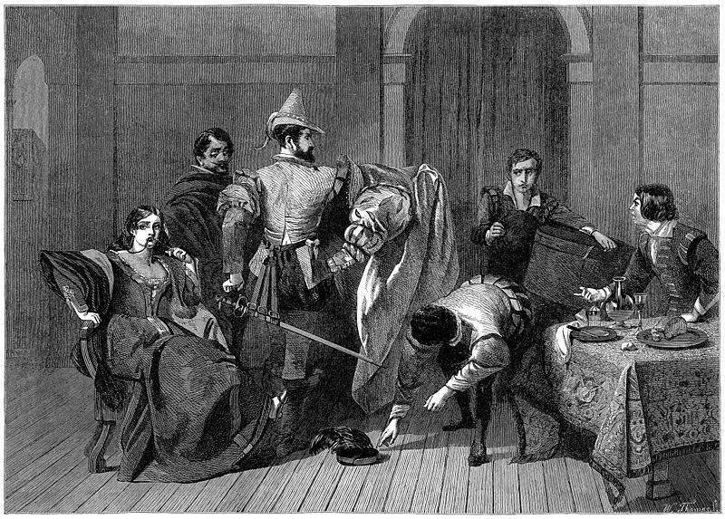 Không chỉ là nhà văn, nhà viết kịch xuất sắc, nhà soạn kịch vĩ đại William Shakespeare còn là một diễn viên trong nhiều tác phẩm của chính mình.