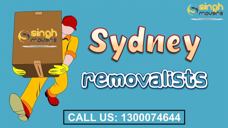 Sydney Removalists