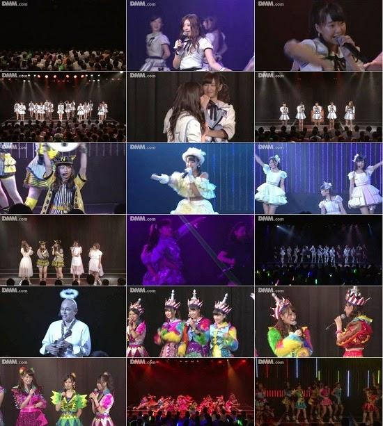 """(LIVE)(公演) NMB48 チームN """"ここにだって天使はいる"""" 公演 140909"""
