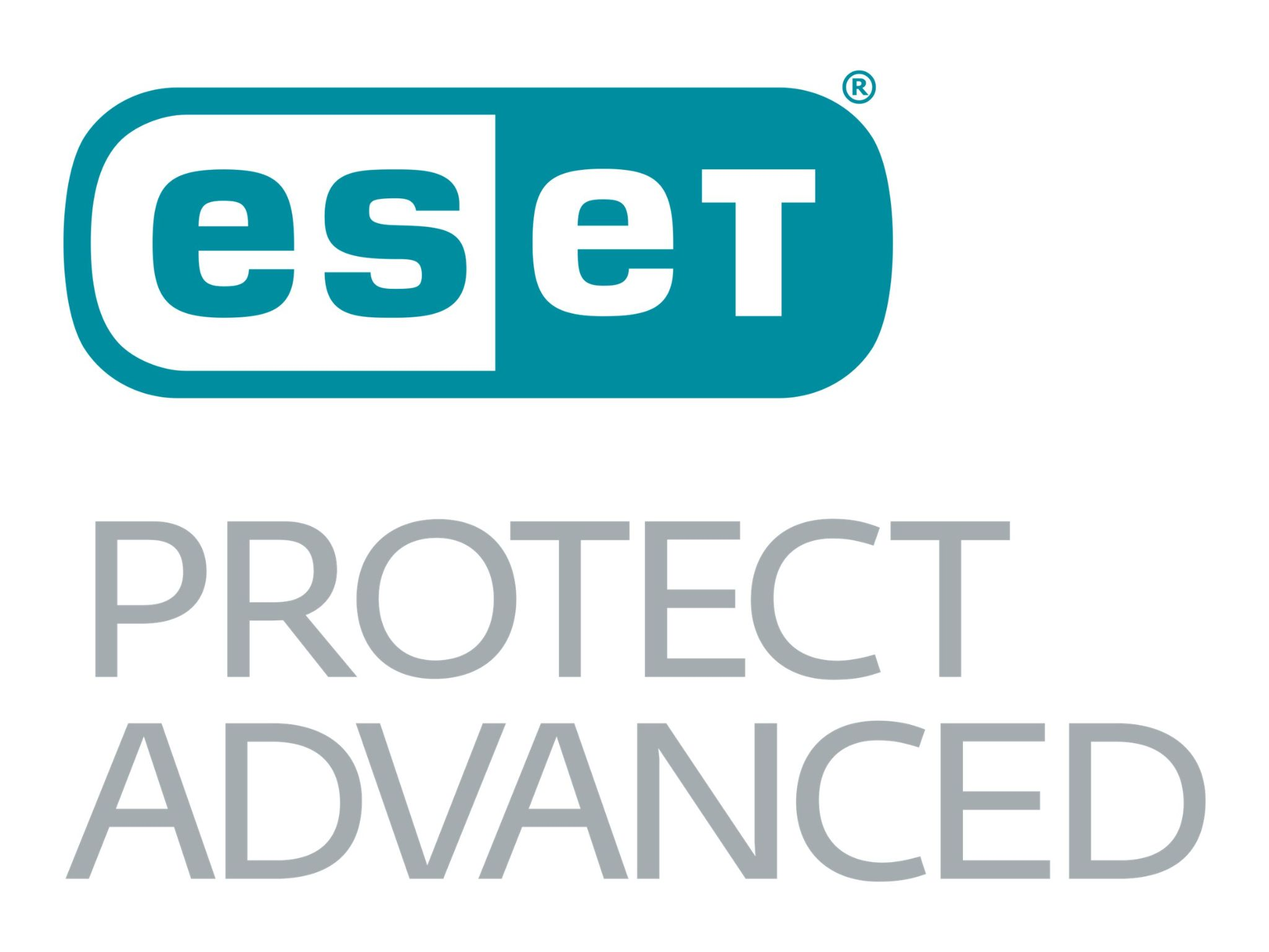 The logo for ESET PROTECT Advanced