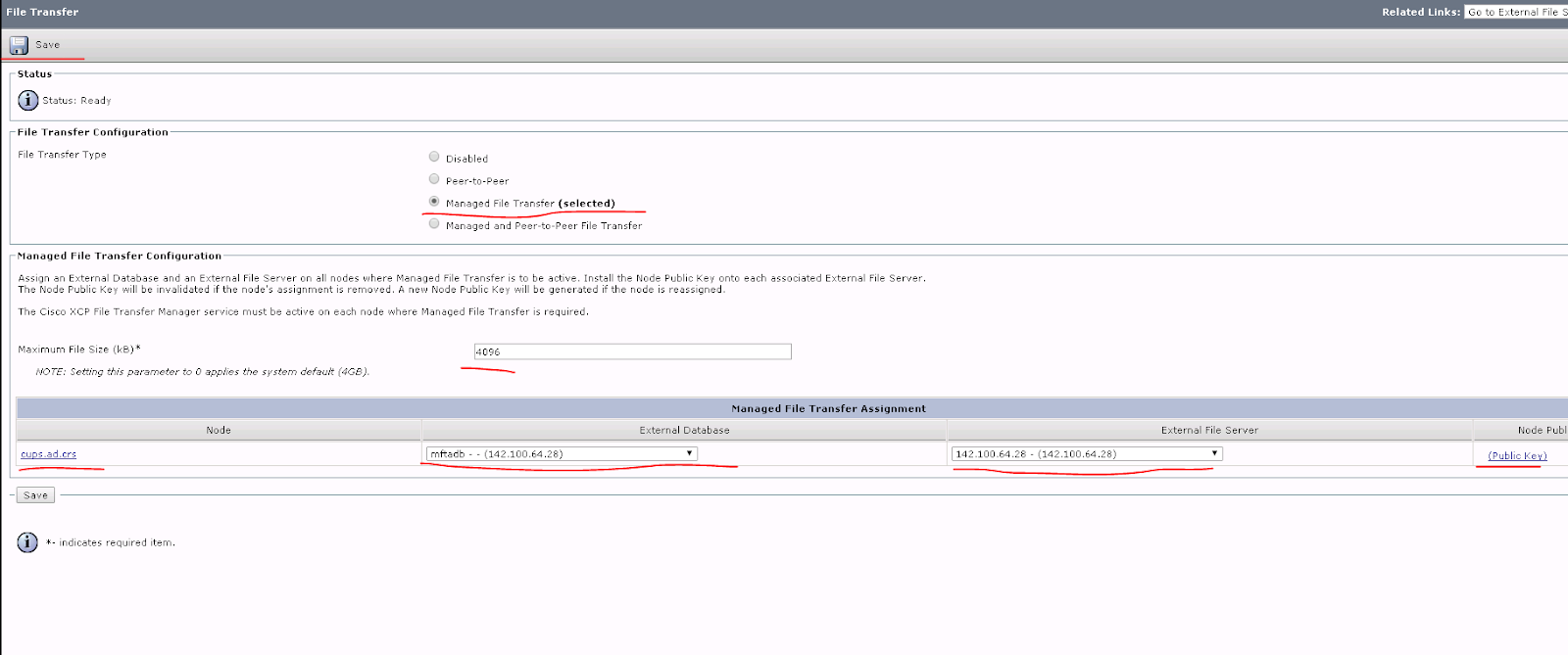 UC Valley: Jabber Persistent Chat and Managed File Transfer