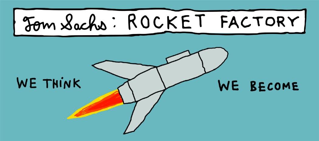 Le projet Rocket Factory - NFT