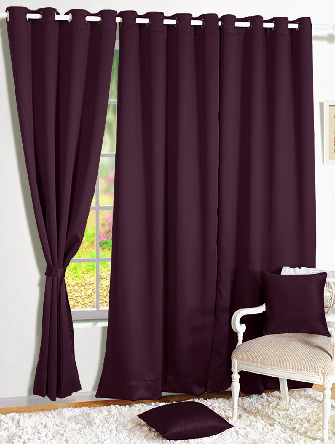 Story@Home Blackout Curtains
