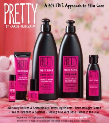 Pretty by Caren Prize pack