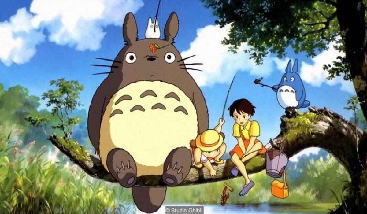 Totoro My Neighbor (1988) - from Studio Ghibli Movie Collection