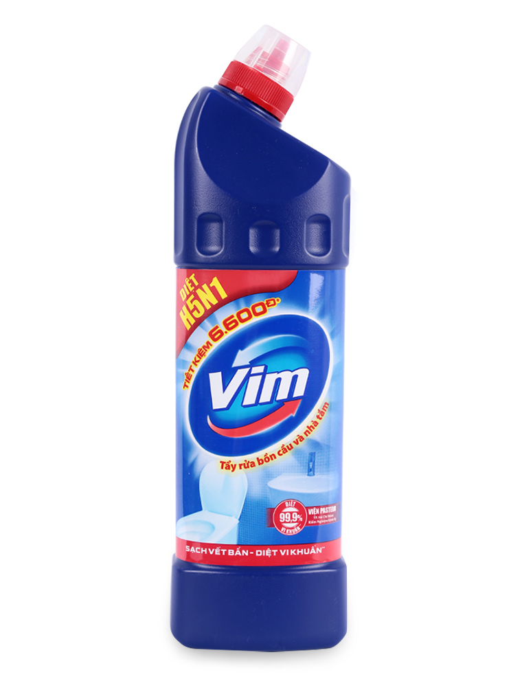 Nước tẩy bồn cầu Vim