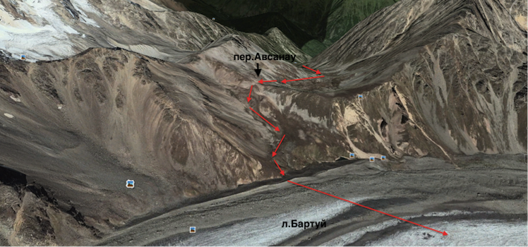 Отчет о горном походе 3 категории сложности по Центральному Кавказу (Дигория)