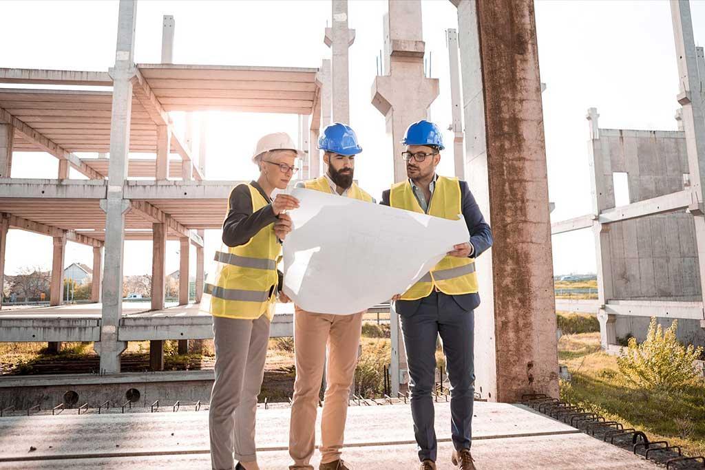 Lựa chọn nhà thầu uy tín giúp đảm bảo chất lượng công trình
