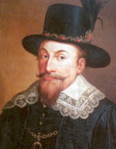 польский король Сигизмунд