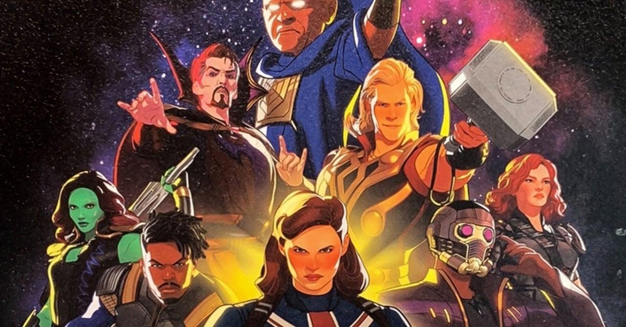 Fase 4 da Marvel tem todos os títulos de filmes e séries revelados em celebração que revela os lançamentos para o cinema e para a Disney+. Confira!