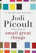 Jodi Picoult Small Great Things Cover Art