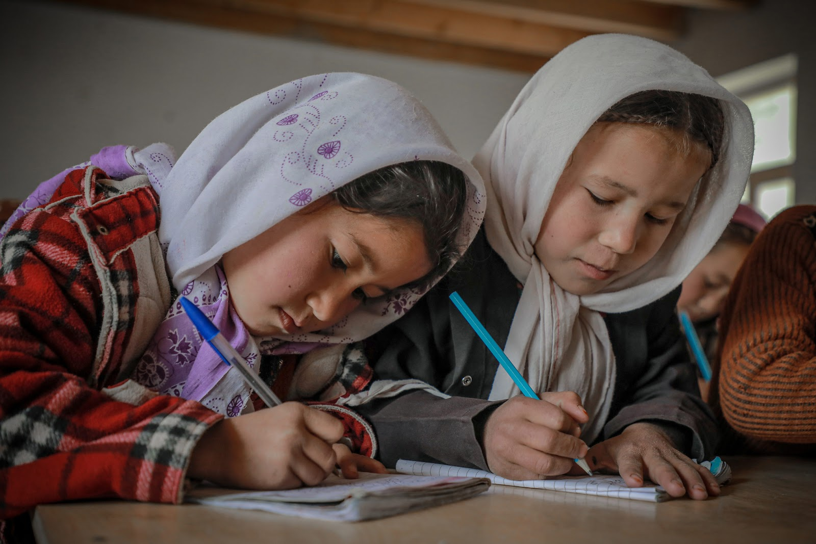 As the Taliban Resurges in Afghanistan, Girls Are Already Losing Schools |  The Fuller Project