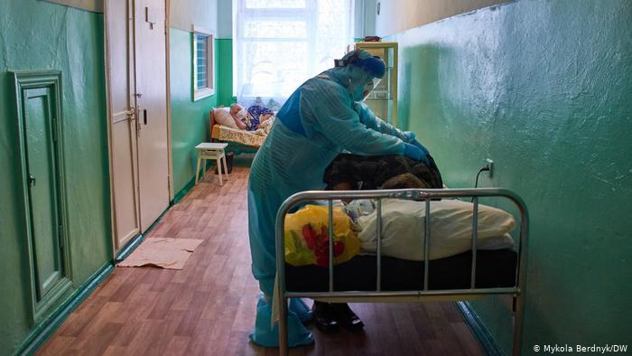 В Україні є три різних джерела даних щодо госпіталізації хворих на COVID, каже Ігор Бровченко