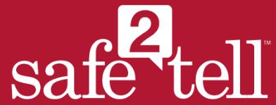 Safe2Tell Tip Line