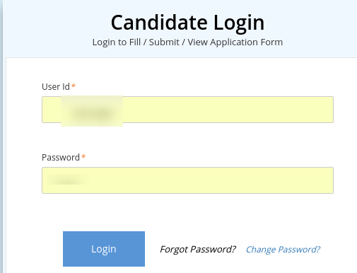 BITSAT 2020 Admit Card Login