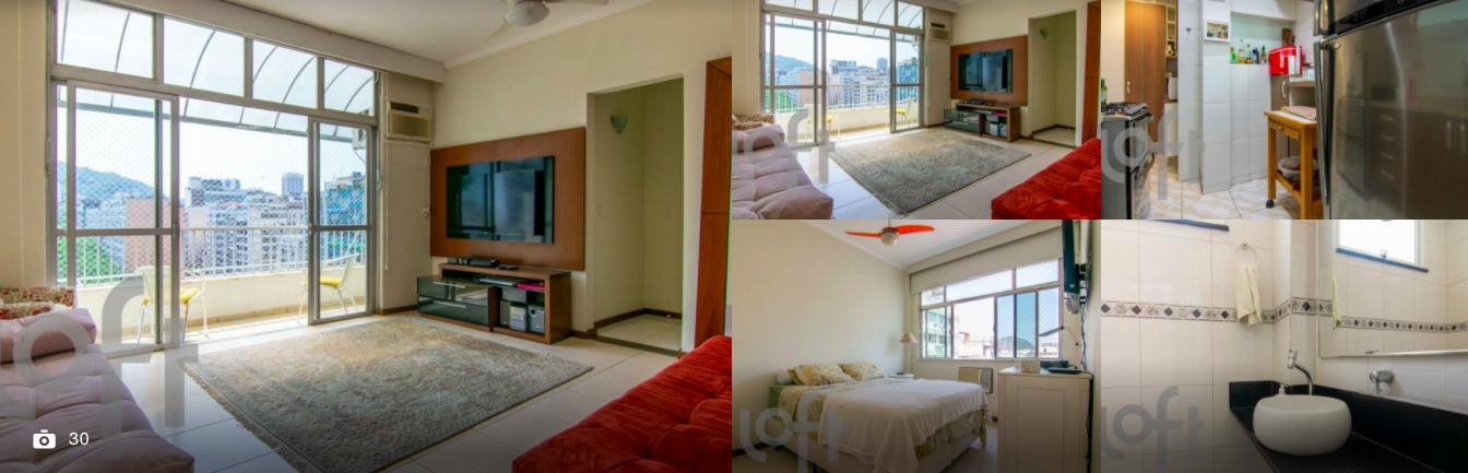 apartamento à venda na Praça Cardeal Arcoverde