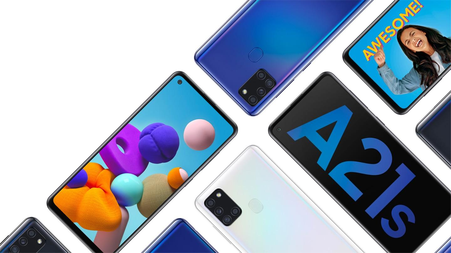 Leak: Samsung Galaxy A22 5G will come in two storage variants and four color options - Gizmochina