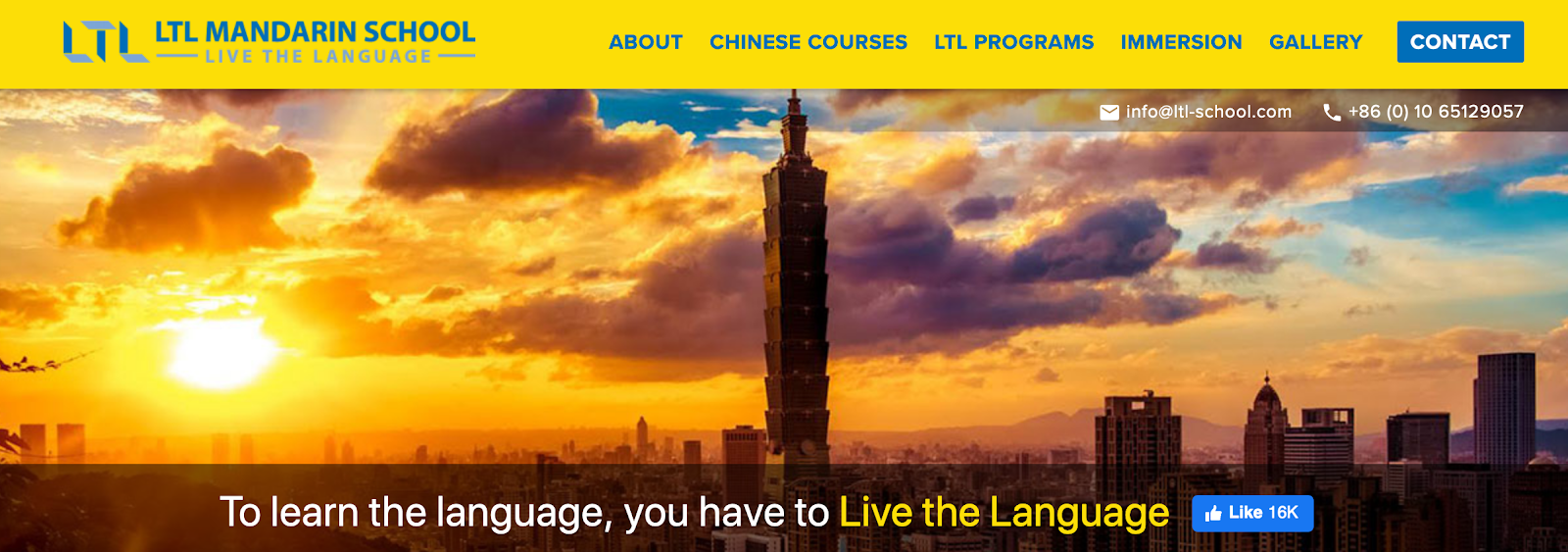 Education Brands | LTL Mandarin School