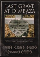 DVD cover of Last Grave at Dimbaza.