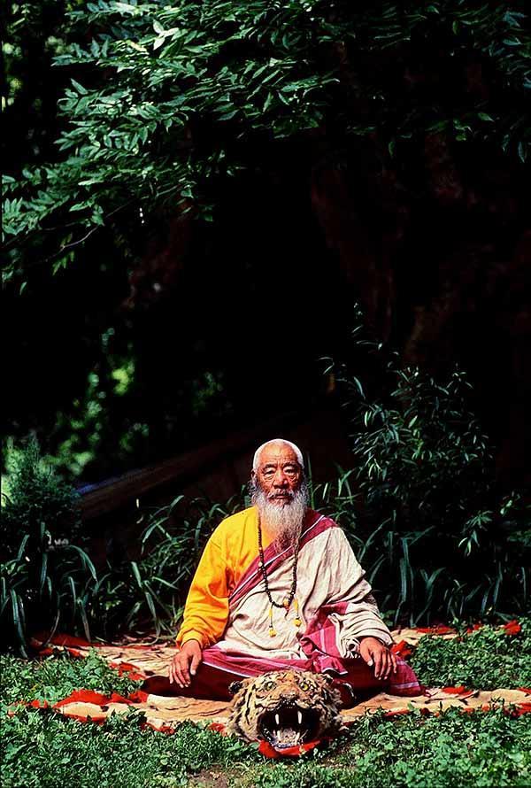 Chatral Senge Dorje Rinpoche<