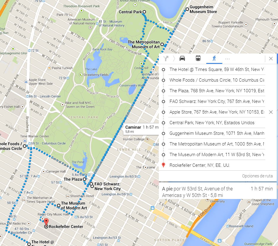 Diario 7 días en New York itinerario completo: 7 Días en NYC - Día 4 ...