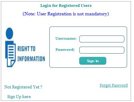 Passport Application Status