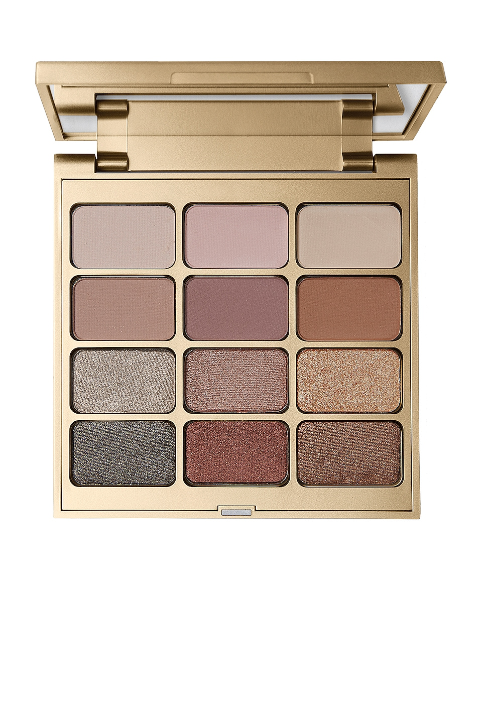 The Matte and metal eye shadow palette is one of the top-10 best -fashion gift-ideas for women.