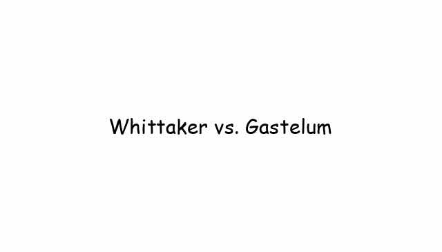 UFC Vegas 24: Whittaker vs. Gastelum