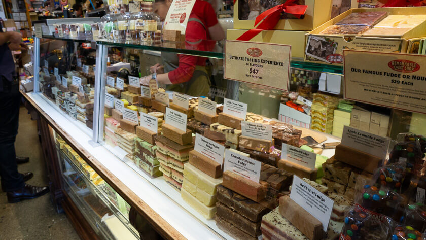 The Remarkables Sweet Shop.