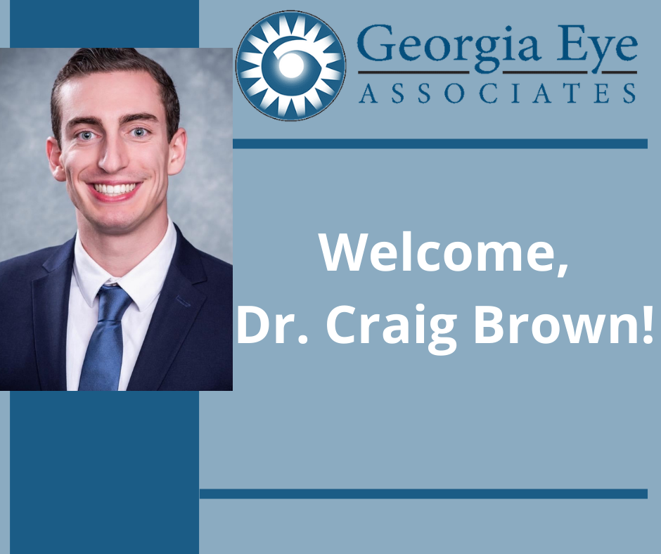Welcome Dr. Craig Brown