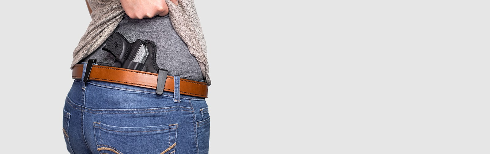 in the waistband holster for women