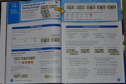 Envision math interactive homework workbook grade 4 printable