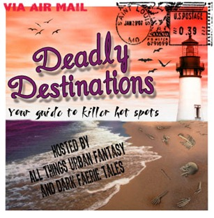 Deadly Destinations & Giveaway: Sharie Kohler's Darby takes us to The Great White North from NIGHT FALLS ON THE WICKED