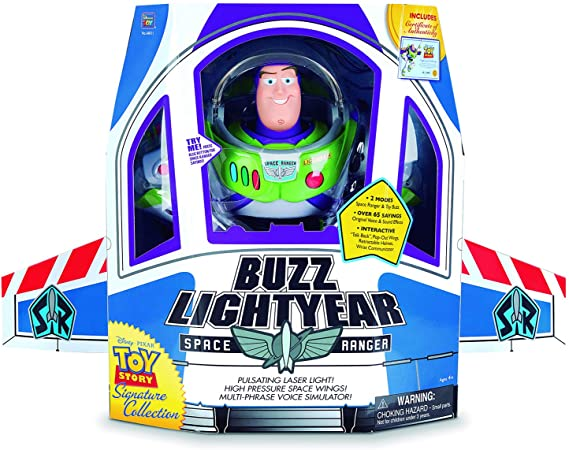 packaging scatola toy story buzz lightyear space ranger
