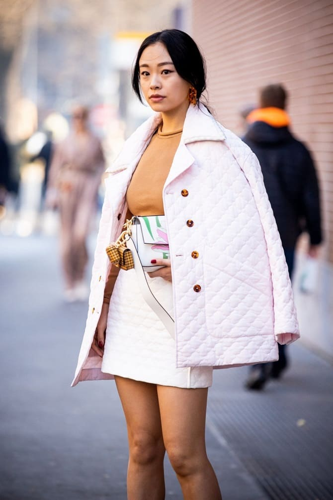 Fashionable quilted jackets 2