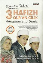 Rahasia Sukses 3 Hafizh Qur'an Cilik Mengguncang Dunia | RBI