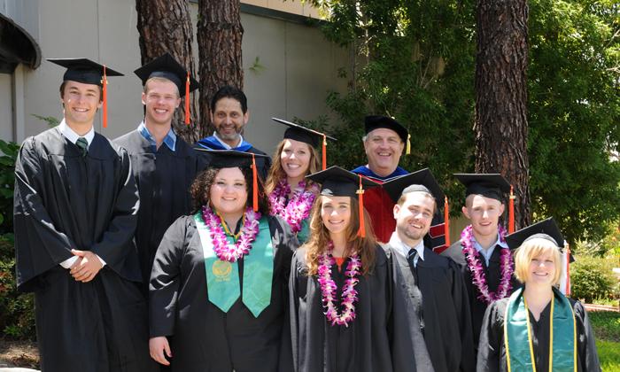 2013 Spring LAES Graduates